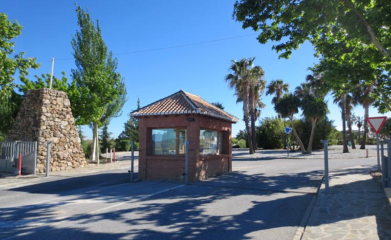 Entrada – Cañadas del Parque