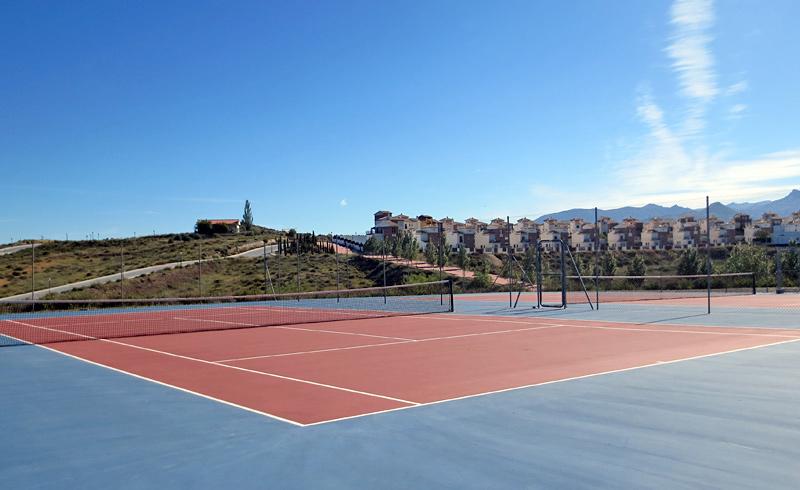 Pistas de Tenis – Cañadas del Parque