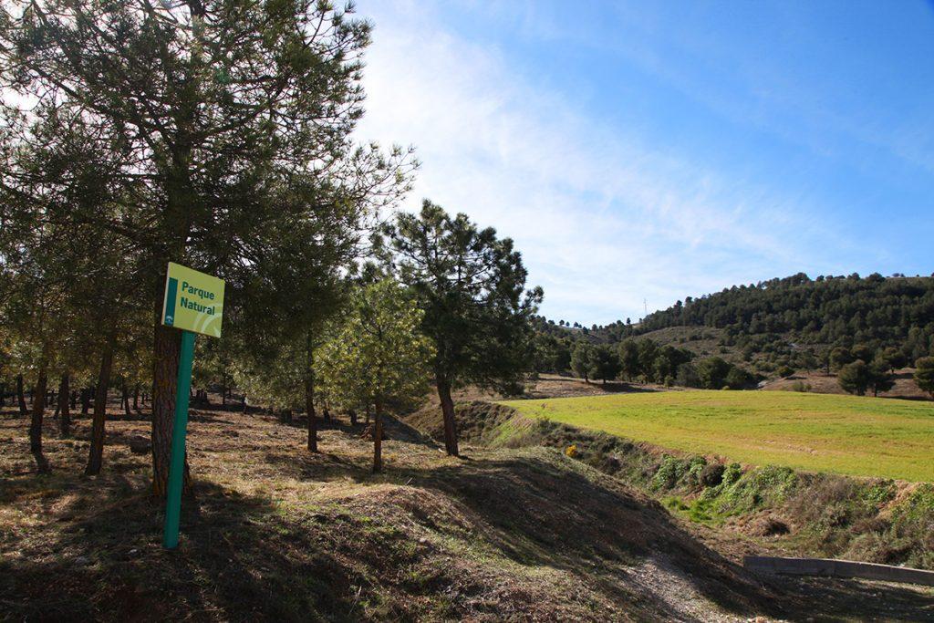 Parque Natural de Sierra Nevada - Cañadas del Parque